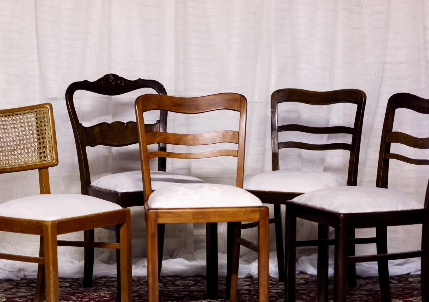 Vintage Chic Stühle
